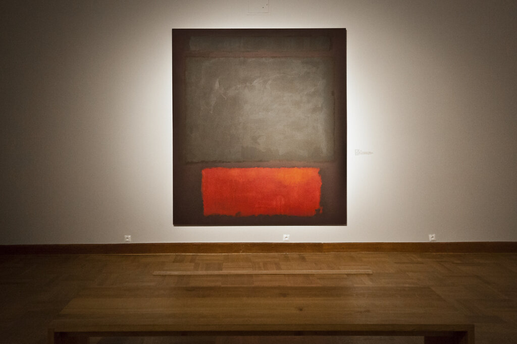 Mark Rothko | Nationalmuseum | Warschau | Polen