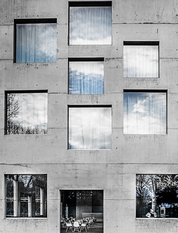 Folkwang University of the Arts' SANAA building | Essen | Germany