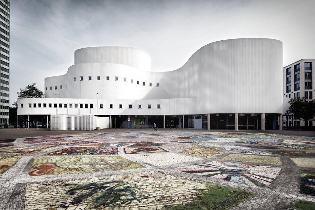 Schauspielhaus   Düsseldorf   Germany
